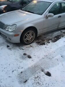 2005 Mercedes-Benz C-240 4-Matic - Must Sell Quick!
