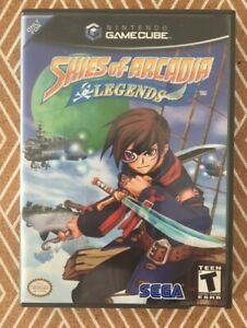 Skies of Arcadia for the Game Cube