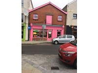 1st Floor Commercial Flat to Let