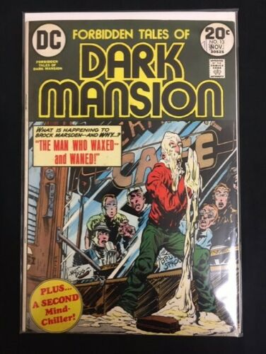 Forbidden Tales of Dark Mansion #13 Very Fine VF (8.0) DC Comics 1973