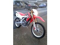 Honda CRF250L Trail Bike