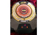NERF N-STRIKE TECH TARGET Electronic Target Board With Sounds