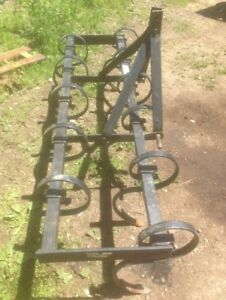 cultivator for compact tractor