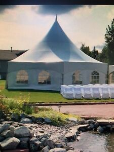 large party/event tent
