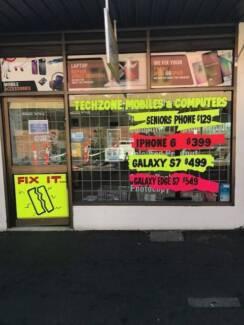 TechZone (Mobiles & Computer Repairs)