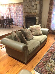 Sofa/Couch and chairs