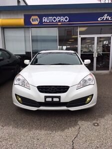2012 Hyundai Genesis Coupe*Leather!!