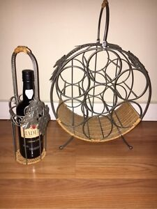 Wine Rack Set