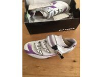 Diadora Womens SPD cycling shoes size 40.5 size 6