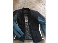 Motorcycle Leather Jacket- Ladies