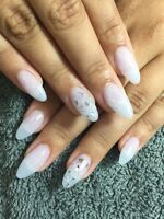 extensions capilaires et pose d'ongles