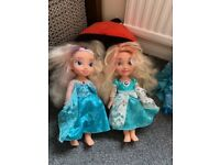 Dolls -from Frozon