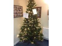 7ft PRELIT CHRISTMAS TREE
