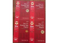 CGP 11 plus Practice Test Papers - CEM - Packs 1-4
