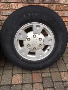 235/75/R15 Goodyear Nordic Snow tires
