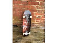 No Fear Skate Board