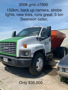 Gmc 7500 | Find Heavy Pickup & Tow Trucks Near Me in Ontario from