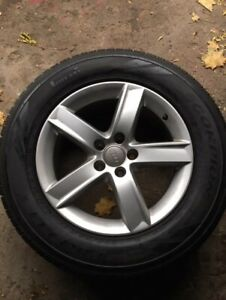 Audi Q5 Snow Tires OR Acura TL Snow Tires