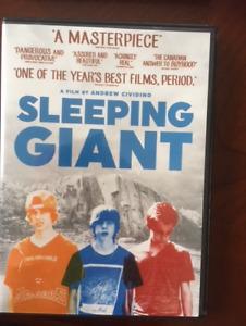 Sleeping Giant (Movie) DVD
