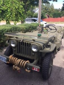 1947 Willys Cj2a, NEED GONE