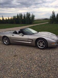 2000 Corvette Convertable