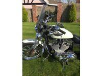 Harley Davidson Sportster 883 Hugger Limited Edition '03