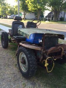 1942-46 Willy's Jeep parts (MUST SELL!!)