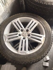 VW/Audi Winter Tires and Rims