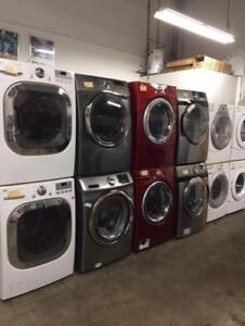WASHER and DRYER Sets $575 to $650 - SALE - OVER 30 Years of SERVICE to Edmonton and Area    @ 9267 50 Street Edmonton