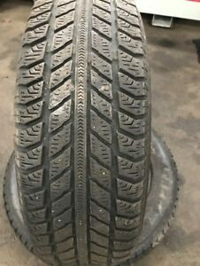 Two used 195/65/15 winter tires