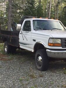 1990 Ford 1 ton for sale