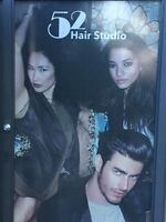 Experienced independent Hairstylists