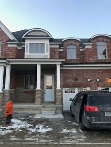 3 b/r, 3 w/r Brand New Townhouse for Lease in Ajax