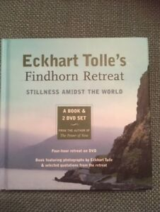 Eckhart Tolle book and cd