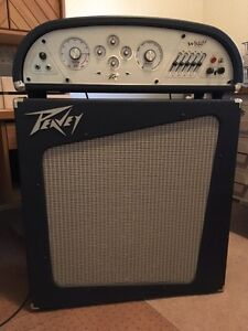 Wiggy Guitar Amp by Peavy