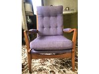 Rare original Cintique Chair mid century