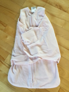 Halo SleepSack Swaddle newborn 6 to 12 lbs / nouveau-né