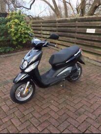 Yamaha 70cc bike registered as 50cc