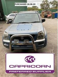 Wrecking 2005 Holden Rodeo Rockingham Rockingham Area Preview