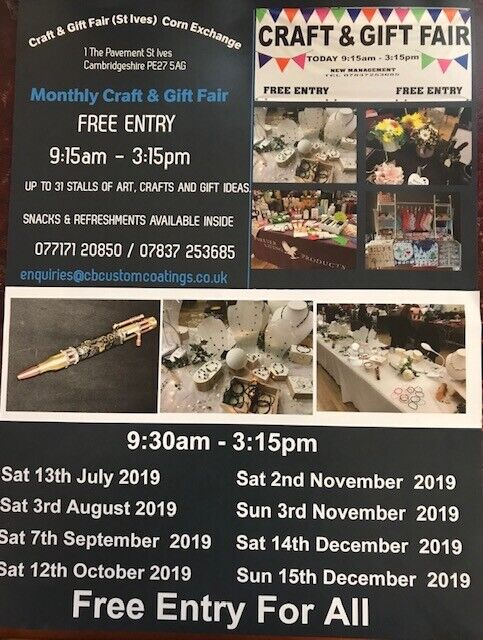 Christmas In July Gift Exchange Ideas.Arts Craft Gift Fair St Ives Corn Exchange