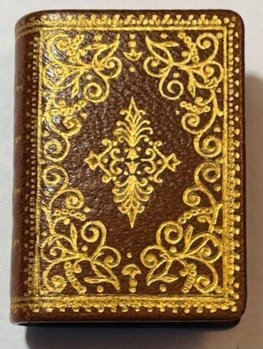 ANTIQUE Victorian Era Matchbox - Excellent Condition with Matches
