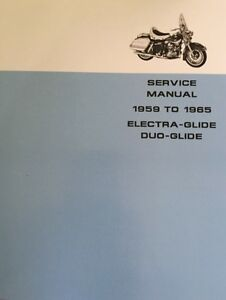 harley duo glide harley fl flh service manual 58 to 65 panhead electra duo glide wiring diagrams