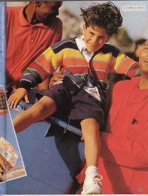 PINGOUIN CHILDREN 28 CUTE FUN ORIENTED PATTERNS FOR SPRING&SUMMER SZ. - Fun Summer Crafts For Kids