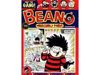 200+ assorted Beano Comics (Sept 2001 - Oct 2007)