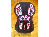 Isofix Car Seat from around 1 - 4 years old (Universal 9-18Kg E2)