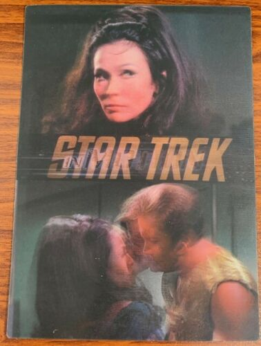 1999 Rittenhouse Star Trek Motion #14 Mirror,Mirror Free Shipping