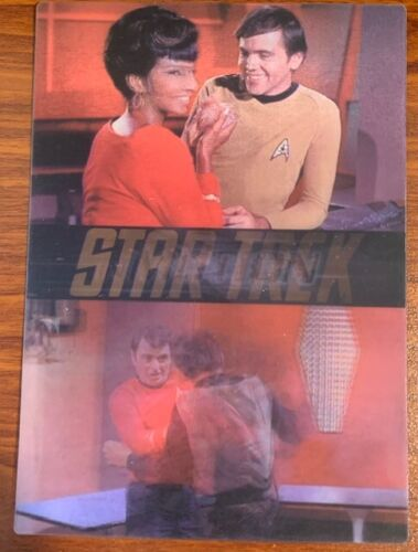 1999 Rittenhouse Star Trek Motion #15 The Trouble with Tribbles Free Shipping