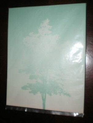 Novelty Fun Letterhead Tall Tree 25 Sheets