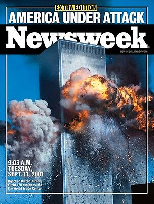 Mint Condition September 11th 2001 Newsweek World Trade Center Attack 9/11 9-11