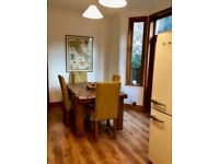 Large 1 Bed Garden Flat in Period Property, South Acton/Chiswick Borders